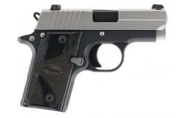 """Sig Sauer 238380BG P238 Blackwood 380 ACP 2.7"""" 6+1 Blackwood Grip Black/Stainless Steel"""