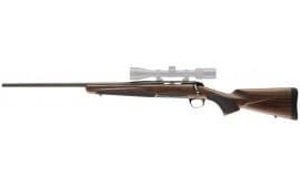 "Browning 035255216 X-Bolt Hunter Left Hand 7mm-08 Rem 22"" 4+1 Walnut Stock Blued"