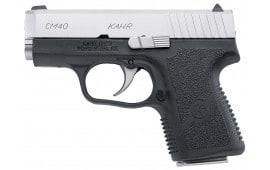 "Kahr Arms CM4043 CM40 Compact DAO 40 S&W 3.6"" 5+1 Black Poly Grip Poly Frame/SS Slide"