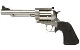 "Magnum Research BFR500JRH Big Frame 500 JRH 5.5"" 5rd Black Poly Grip Brushed SS"