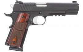 "Sig Sauer 1911R45BSSCA 1911 CA Compliant SA 45 ACP 5"" 8+1 NS Rosewood Grip Black"