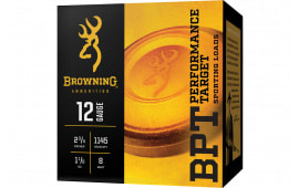 Browning Ammo B193601228 12 11/8 8 BPT 100/02 - 100sh Box
