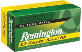 Remington 21229 1600E 22LR 36 HV HP - 225rd Box