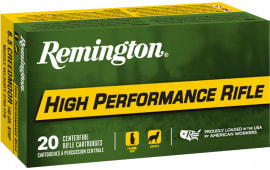 Remington 27671 R65CR2 6.5 Creedmoor 140 Boat Tail Hollow Point - 20rd Box