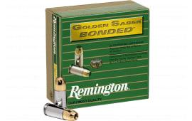 Remington 29363 GSB40SWAB GLD Saber 40 S&W 165 BJHP - 20rd Box