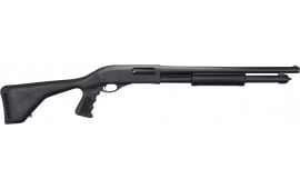 Remington 81205 870 EXP Tact 18 BD7rd Black w/ Pictol Grip Tactical Shotgun