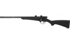 Savage 13841 Rascal FLV-SR Black Left Hand