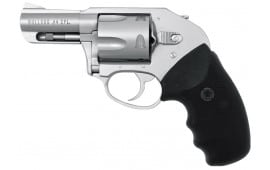 """Charter Arms 74410 Bulldog On Duty DA/SA 44 Special 2.5"""" 5 Black Rubber Stainless"""