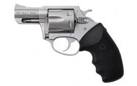 """Charter Arms 79920 Pitbull 9mm DA/SA 9mm 2.2"""" 5 Black Neoprene Stainless"""