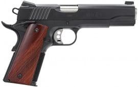 """Remington 96332 1911 R1 Carry SAO 45 ACP 5"""" 7+1/8+1 Cocobolo Grip Black"""