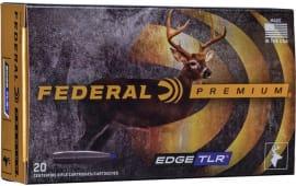 Federal P65CRDETLR1 6.5 Creedmoor 130 Edget TLR - 20rd Box