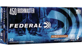 Federal 450MDT1 450BSH 300 NTSP - 20rd Box