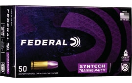 Federal AE9SJ4 9mm 124 TRNMT - 50rd Box