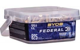Federal 750BKT825 22LR 36 CPHP Byob - 825rd Box