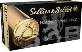 Sellier & Bellot SB45F 45 Colt 230 Jacketed Hollow Point - 50rd Box