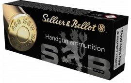 Sellier & Bellot SB460C 460 SW 260 HS Copper - 20rd Box