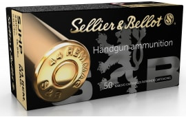 Sellier & Bellot SB44C 44 Mag 240 SJHP - 50rd Box