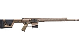 "Rise RA-1121-65-2FDE 1121XR Rifle 6.5 Creedmoor 22"" FDE"