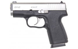 "Kahr Arms CM4543 CM45 DAO 45 ACP 3.1"" 5+1 Black Polymer Grip Stainless"