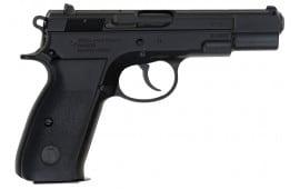 """TriStar 85060 S-120 Steel DA/SA 9mm Luger 4.7"""" 17+1 Black Polymer Grip Black Cerakote"""