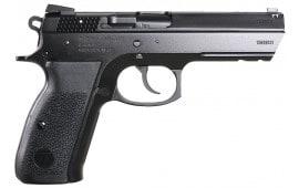 "TriStar 85099 T-120 Aluminum DA/SA 9mm Luger 4.7"" 17+1 Black Polymer Grip Black Cerakote"