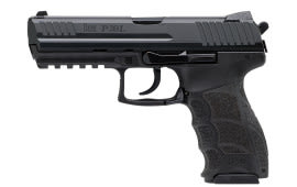 "HK M734003LSA5 P30L Long Slide DA/SA 40 S&W 13+1 4.44"" Ambi Safety Black Poly Grip"