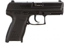 "HK 704202A5 P2000 LEM DAO 40 S&W 3.85"" 10+1 Synthetic Grip Blued 2 Mags *CA MA Comp*"
