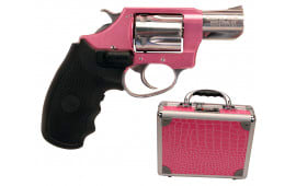 "Charter Arms 53832 Undercover Lite Chic Lady DA/SA 38 Special 2"" 5 Crimson Trace Laser Stainless"