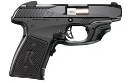 "Remington Firearms 96432 R51 Single 9mm Luger +P 3.4"" 7+1 Black Polymer/Crimson Trace Laser Grip Black Stainless Steel"