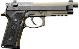 Beretta J92M9A3GM2 M9A3 Black/GRN 17rd