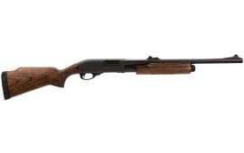 "Remington Firearms 25575 870 Express Deer Pump 12GA 20"" FR 3"" RS Hardwood Monte Carlo Stock Black"