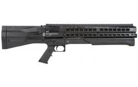 """UTAS PS1CM1 UTS 7+7 Pump 12GA 18.5"""" 3"""" 14+1 Synthetic Black Matte Black"""