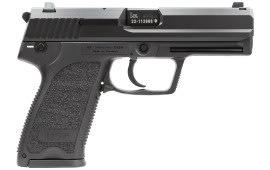"HK 704001LEA5 USP40 Standard V1 3Mags DA/SA 40 S&W 4.3"" 13+1 Synthetic Grip Black NS"