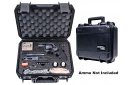 "Taurus 2617029F24 First 24 Kit 617 357 Mag 2"" 7rd w/Knife and Case"