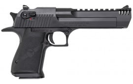 "Magnum Research DE50IMB Desert Eagle Mark XIX SAO 50 Action Express 6"" MB 7+1 Synthetic Grip Black"