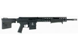 """Troy SPARS3816BT PAR Pump Action Rifle 308/7.62 16"""" 10+1 Fxd CQB Stock Black"""