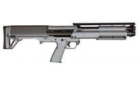 "Kel-Tec KSGGY KSG Pump 12GA 18.5"" 3"" 12+1 Synthetic Gray"
