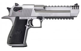 "Magnum Research DE50SRMB Desert Eagle MarkXIX SAO 50 Action Express 6"" MB 7+1 Black Synthetic Grip SS"
