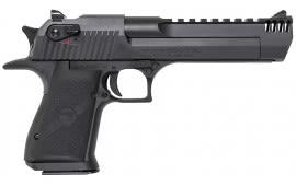 """Magnum Research DE357IMB Desert Eagle Mark XIX SAO 357 Magnum 6"""" MB 9+1 Black"""