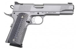 "Magnum Research DE1911GSS Desert Eagle 1911 G Single 45 ACP 5.1"" 8+1 Wood Grip SS"