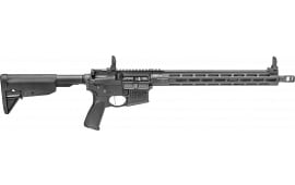"Springfield STV916556BLC Saint Victor FF AR-15 Type Rifle, 5.56 Caliber, 16"" Barrel, Flip Up sights."
