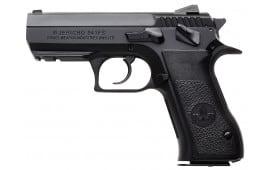 "IWI J941FS45 Jericho FS45 DA/SA 45 ACP 3.8"" 10+1 Black Poly Grip Black"