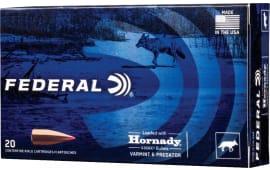 Federal V223VM53 223 53 Hornady VMX - 20rd Box