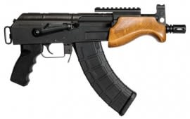 C39 AK Pistol w/Milled Receiver, 7.62x39, Removable Birdcage Flash Hider, 2-30rd Mags - HG3281N