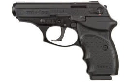 "Bersa T380MCCCT Thunder 380 DA/SA 380 ACP 3.5"" 8+1 Black Synthetic/Crimson Trace Laser Grip Black"