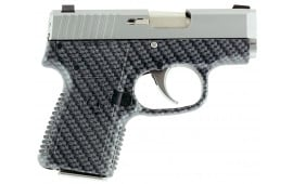 """Kahr Arms CW3833BCF CW380 Double 380 ACP 2.58"""" 6+1 Black Polymer Grip Stainless Steel"""