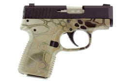 "Kahr Arms CW3833KRT CW380 Double 380 ACP 2.58"" 6+1 Polymer Grip Black Cerakote"