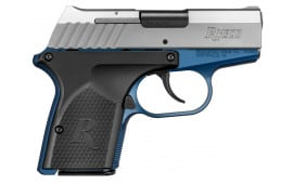 "Remington Firearms 96244 RM380 Micro Double 380 ACP 2.9"" 6+1 Black Polymer Grip Stainless Steel"