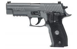 """Sig Sauer 226R357LEGIO P226 Legion DA/SA 357 Sig 4.4"""" 10+1 Black G10 Grip Gray PVD Stainless Steel"""