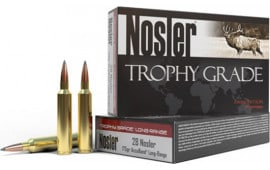 NOS 60105 Trophy 6.5 Creedmoor 142 ACU LR - 20rd Box